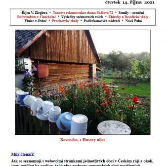 Trosečník 41 - aneb co se děje kolem Trosek v Českém Ráji a okolí